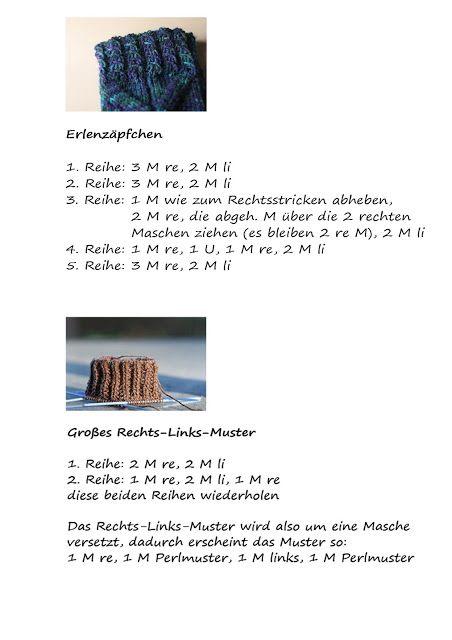 Photo of FreiZeitSchneidern: Bündchen- und Sockenmuster
