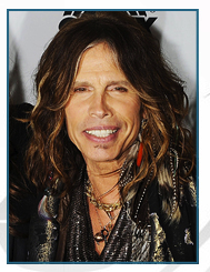 Steven tyler guys pinterest steven tyler and celeb style steven tylers feather hair extensions the inside scoop pmusecretfo Image collections