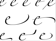 Script zapfino font letterform classification pinterest script zapfino font altavistaventures Choice Image