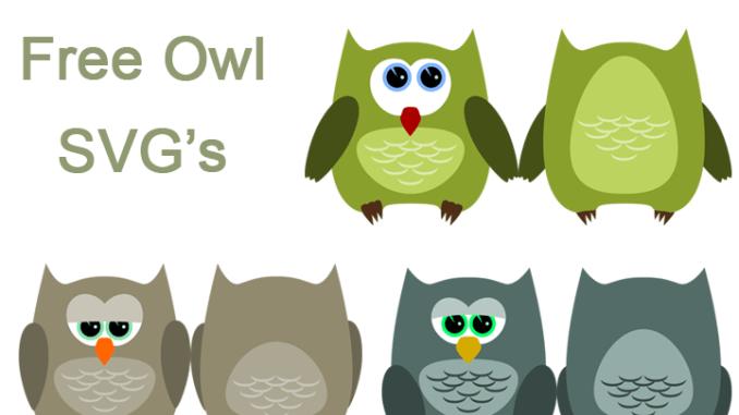 Download Free Owl SVG's | | | Svg free files, Svg, Owl