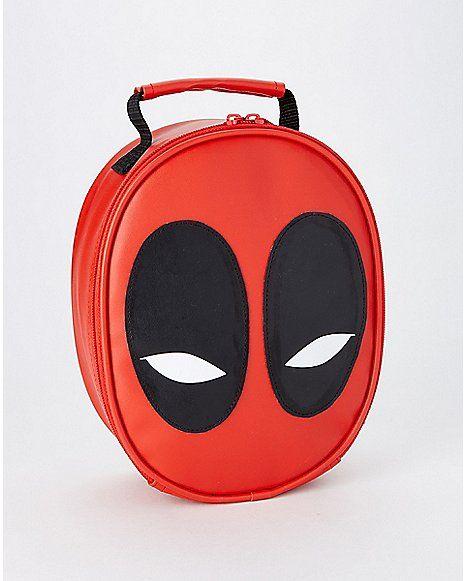 Deadpool Lunchbox - Marvel - Spencer s  9565c2c58ce8b
