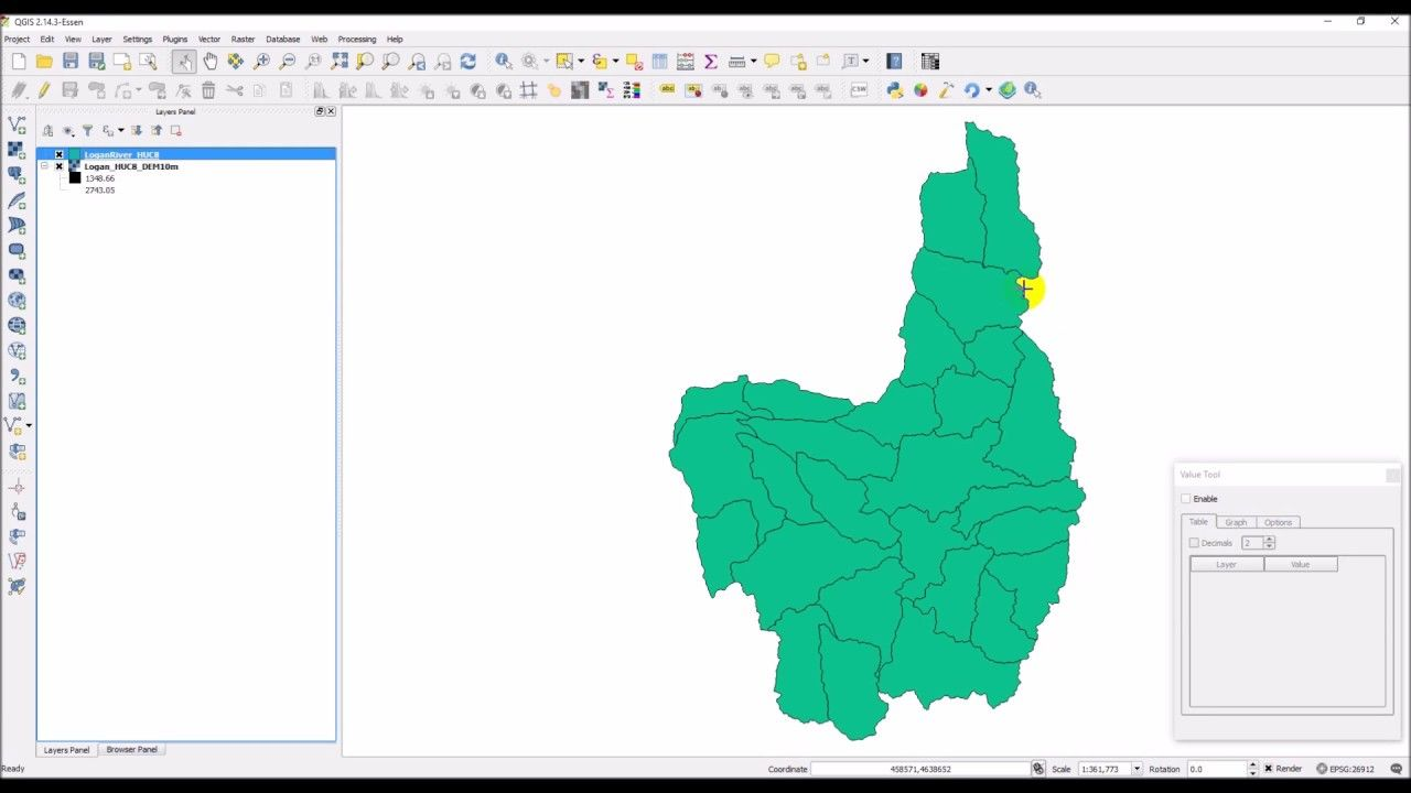 Qgis python clip raster with a multi feature shapefile geospatial qgis python clip raster with a multi feature shapefile gumiabroncs Choice Image