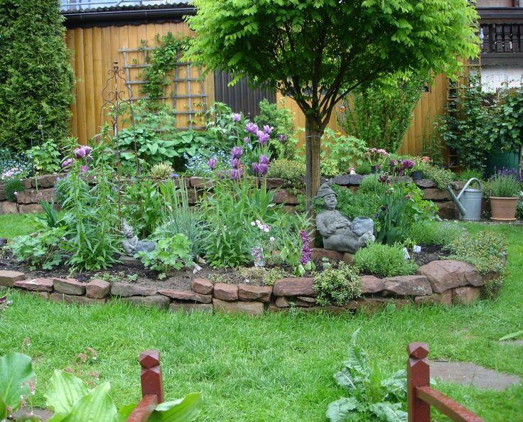 Bildergebnis für cortenstahl garten beeteinfassung Gartenpläne - garten selbst gestalten tipps