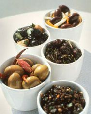 Olive Relish for roasted veggies!