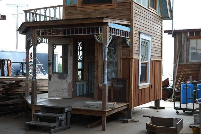 Trend Alert Tiny Houses On Foundations Tiny House