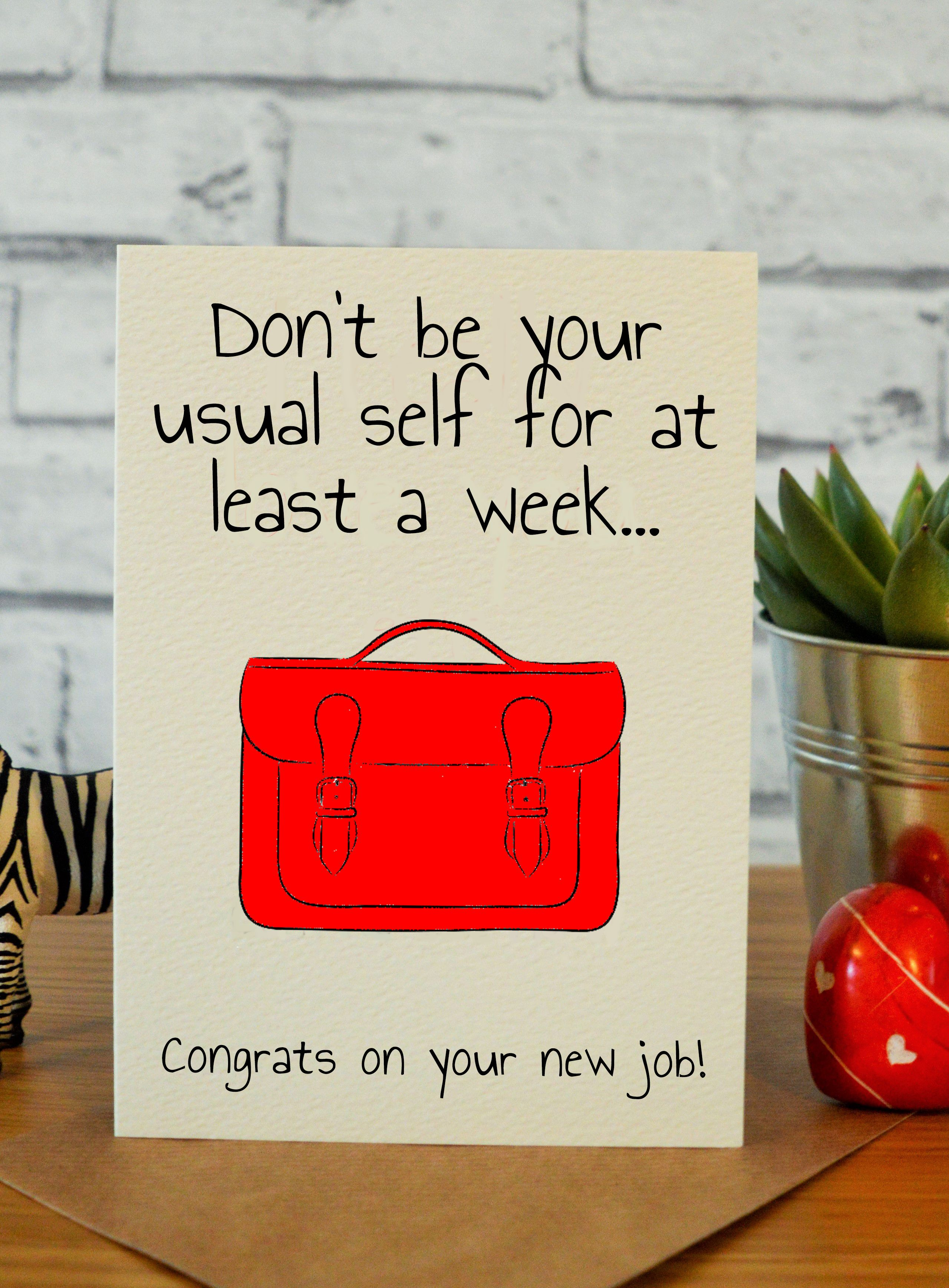 Funny Congraulations On Your New Job Sorry You Re Leaving Co Worker Card Funny Leaving Cards Work Quotes Funny Funny Farewell Messages