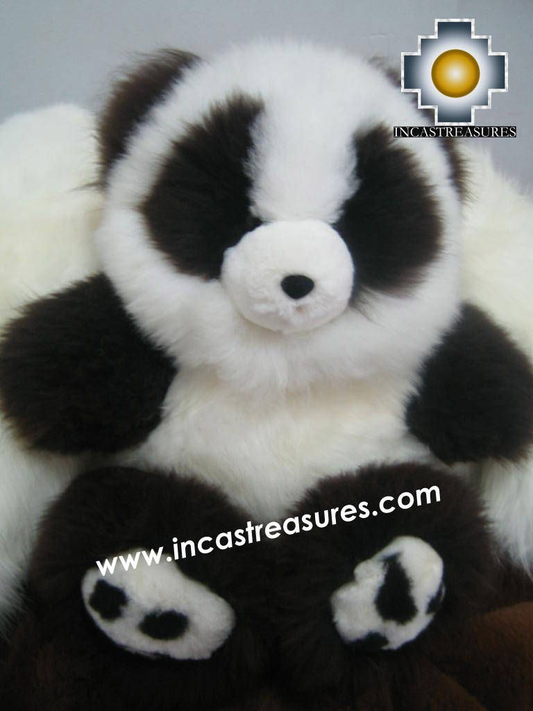 Big and Soft PANDA Teddy Bear ANDREW Panda - Buy 2 Get One Free #babyteddybear