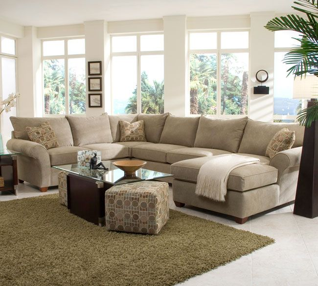 For The Klaussner Fletcher Sectional Sofa At Sheely S Furniture Liance Your Ohio Youngstown Cleveland Pittsburgh Pennsylvania