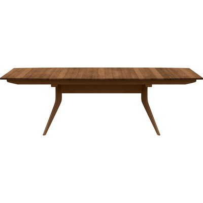 Copeland Furniture Catalina Extendable Dining Table Color Saddle Cherry Size 30 H X 40 W X 60 L Extendable Dining Table Dining Table Sizes Solid Wood Dining Table