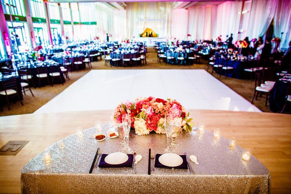 Modern Romantic Glam Wedding Diamond Bar Center Glam Wedding Socal Wedding Venues Wedding
