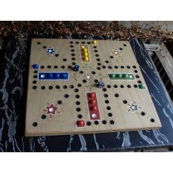 Aggravation Game Board Tan