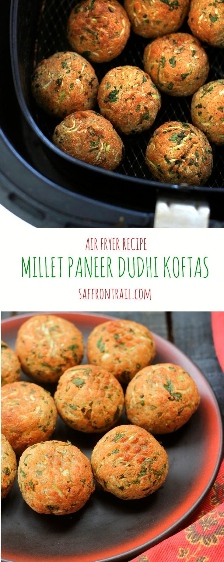 Check out paneer millet and dudhi koftas airfryer its so easy indian food recipes forumfinder Gallery