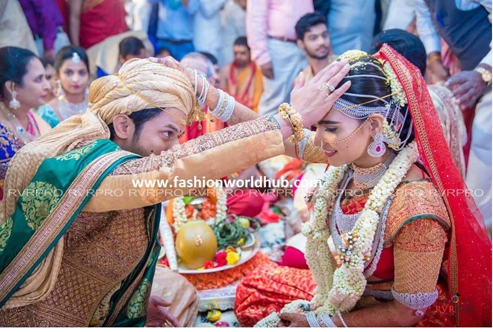 Complete Wedding Album of Gali Janardhan reddy daughter