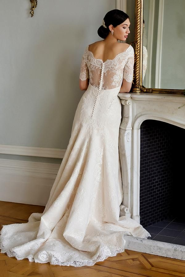 Augusta Jones Bridal dress | Augusta Jones Bridal 2016 | Wedding ...