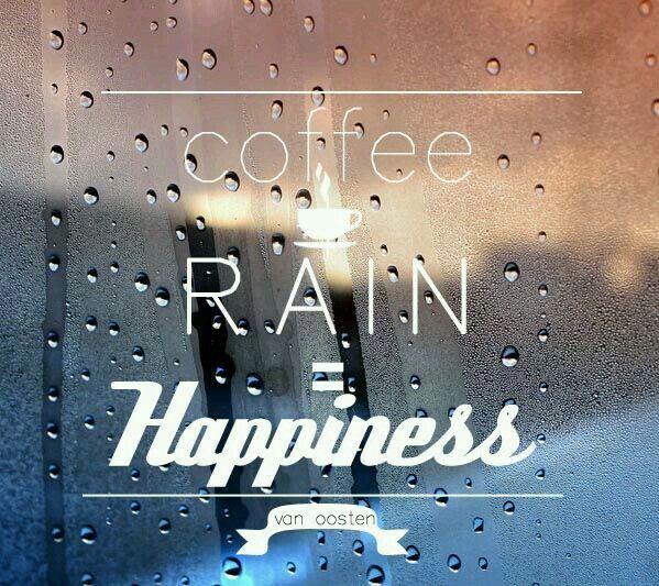 Coffee Rain