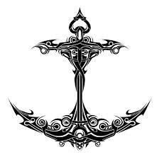 e5b7a5adaa89a tattoo anchor tribal - Pesquisa Google | Tattoo | Anchor tattoos ...