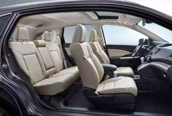 2018 Honda Cr V Interior Concept