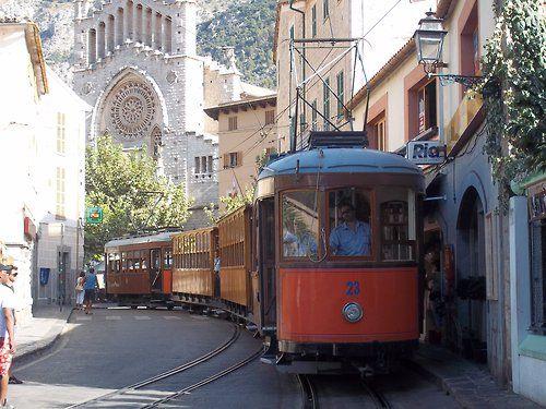 Port De Soller Spain Mallorca Mallorca Urlaub Spanien