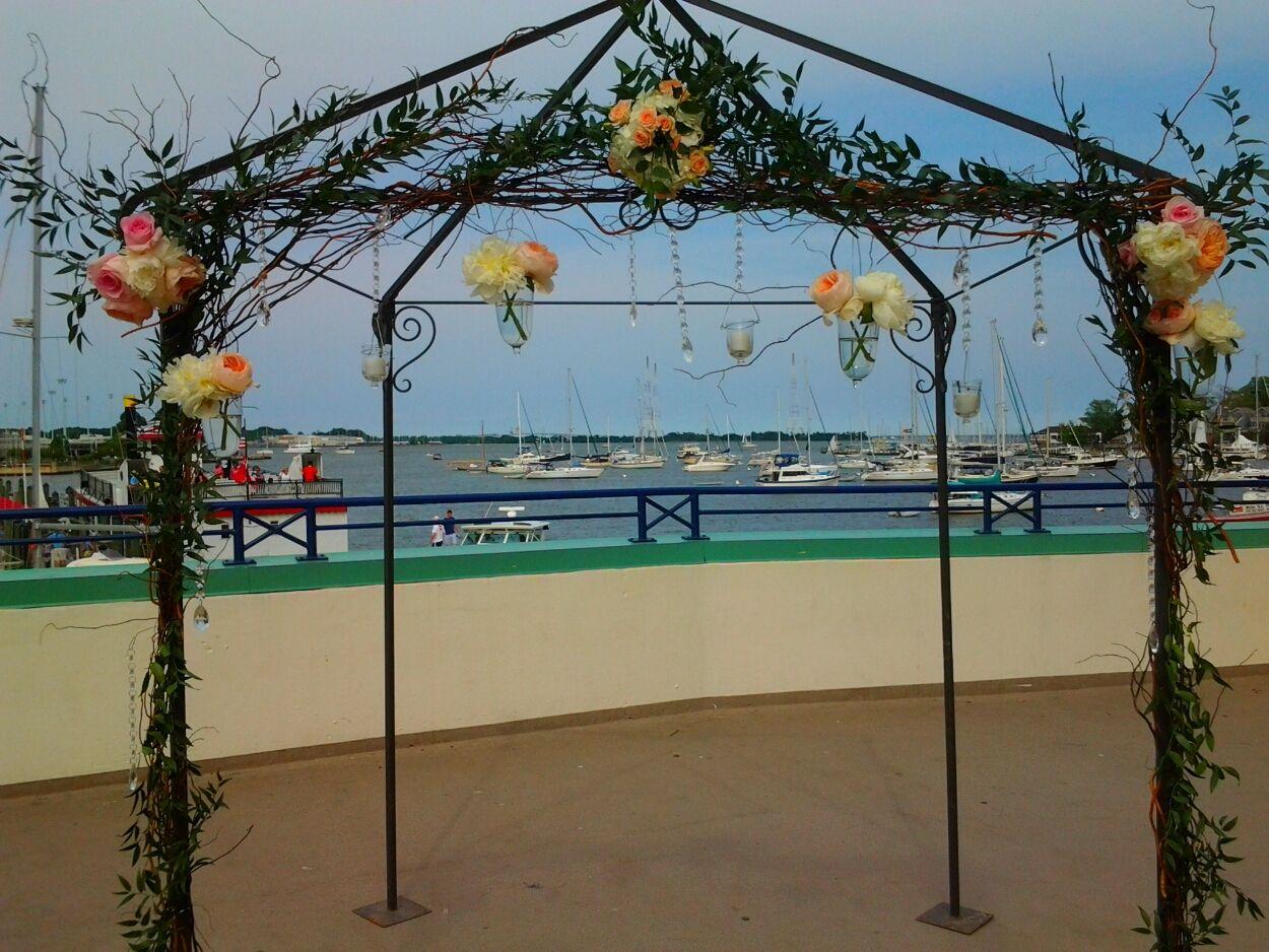 Annapolis marriott waterfront wedding waterfront wedding