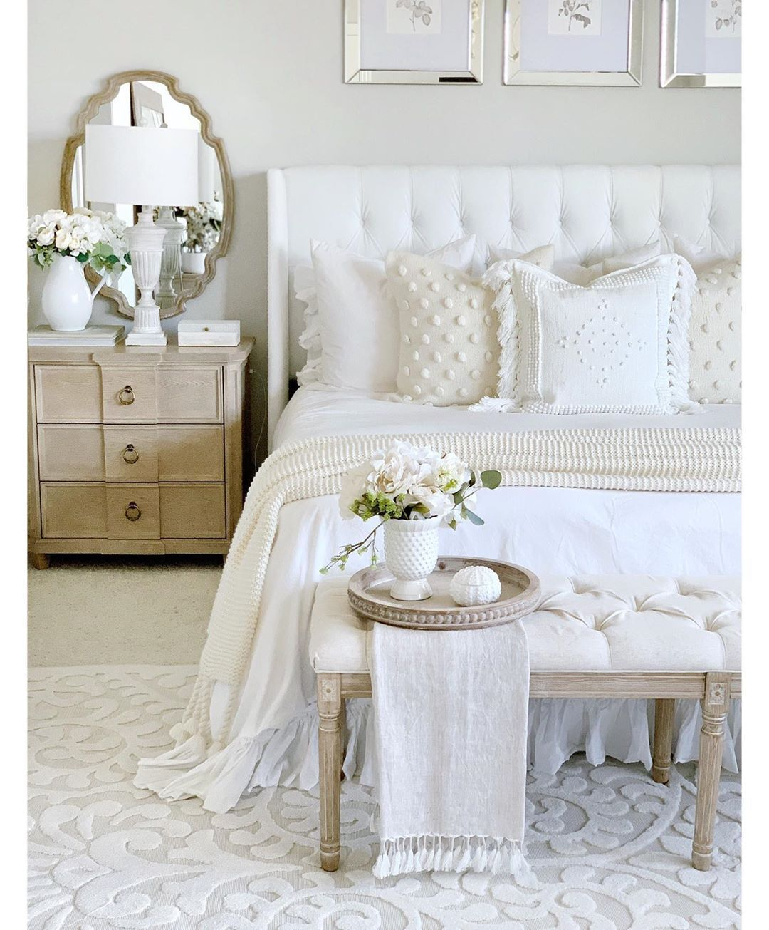Simple Home Decor Simple Home Decor Bedroom Interior Master Bedrooms Decor Home Decor Home tour master bedroom after