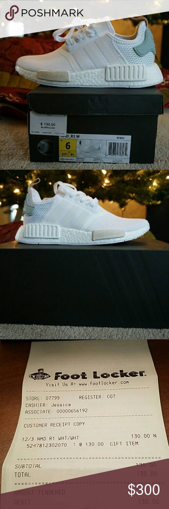 Womens NMD R1 W I work at Lady Footlocker and they are