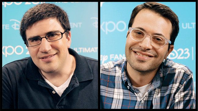 Showrunners 2012: 'Once Upon a Time's' Adam Horowitz and ...