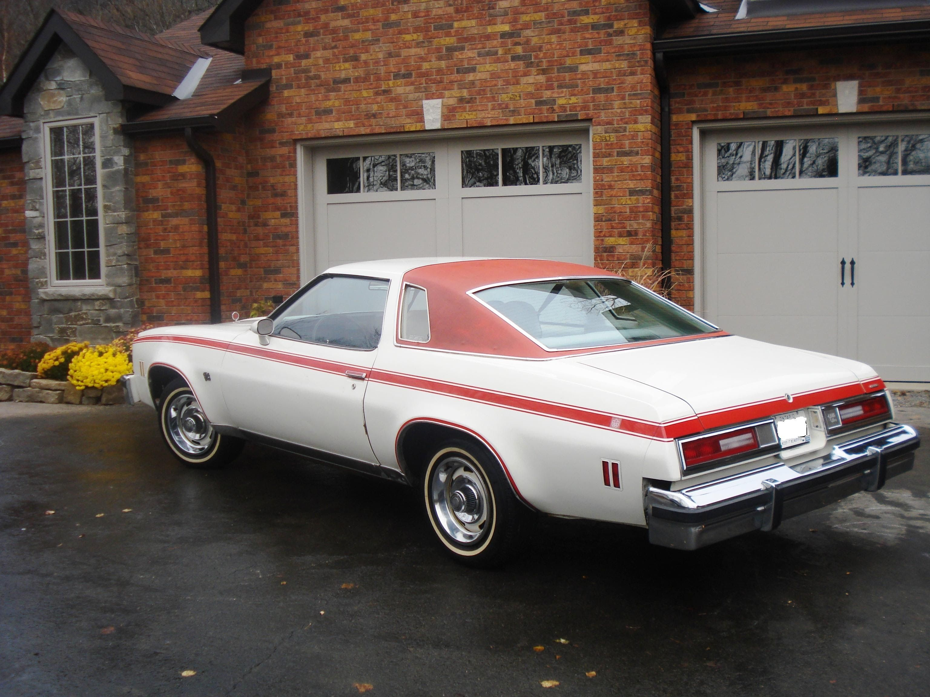 Canada cup edition 75 lemans and my 76 Olympic chevelle 8e3ac29b11498cbe2d131a8acc0835ed