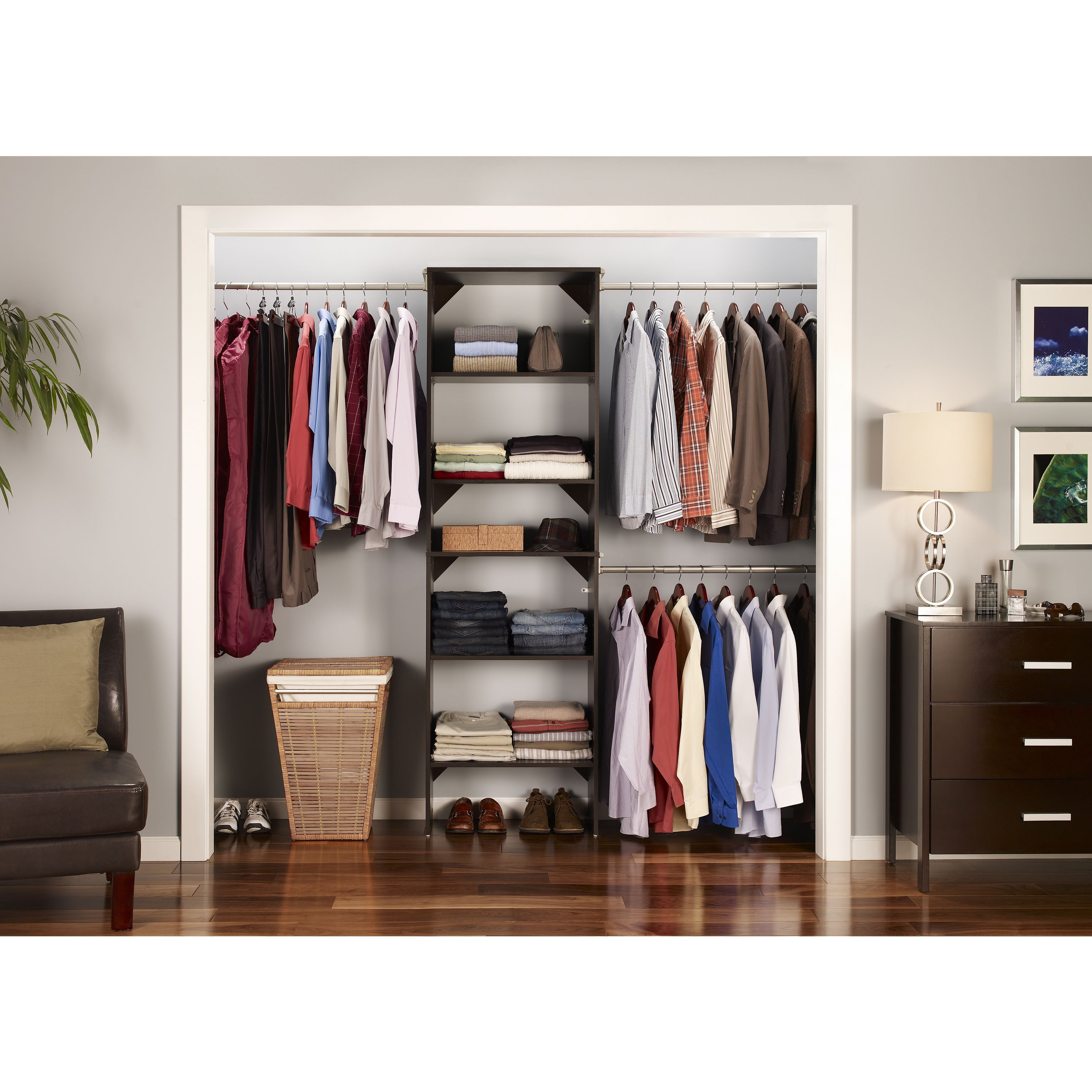 Overstock Com Online Shopping Bedding Furniture Electronics Jewelry Clothing More Closet System Closetmaid Closet Organizer Kits