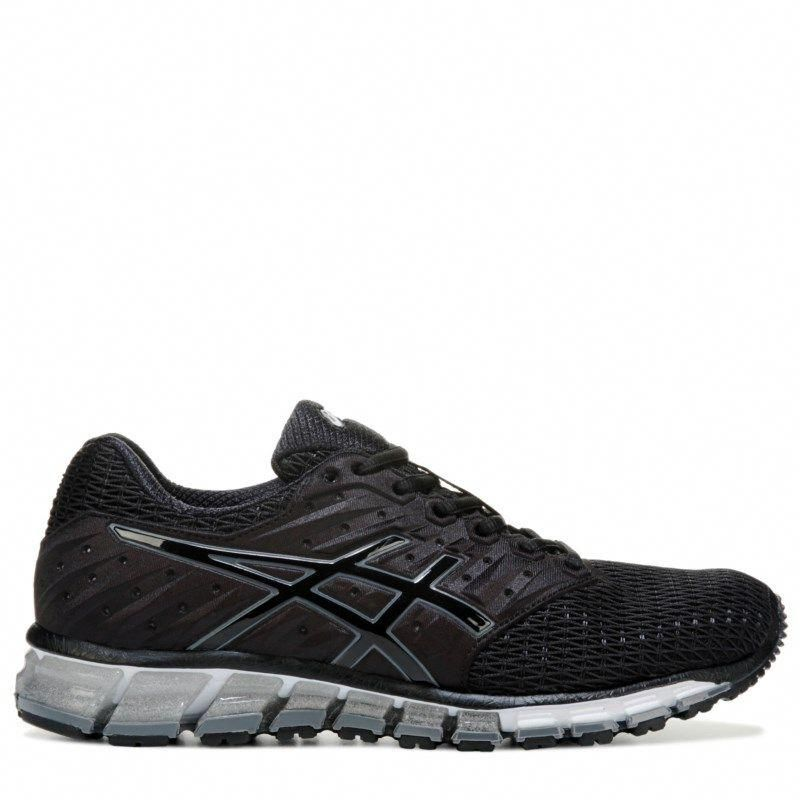 Men S Gel Quantum 180 2 Running Shoe Running Shoes Black