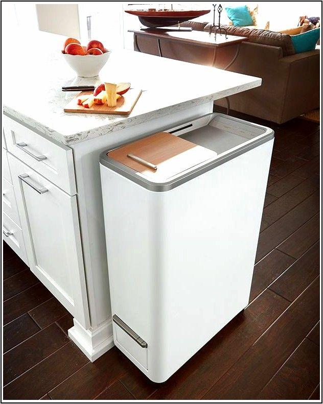 Modern Kitchen Trash Can Ideas For Good Waste Management ...