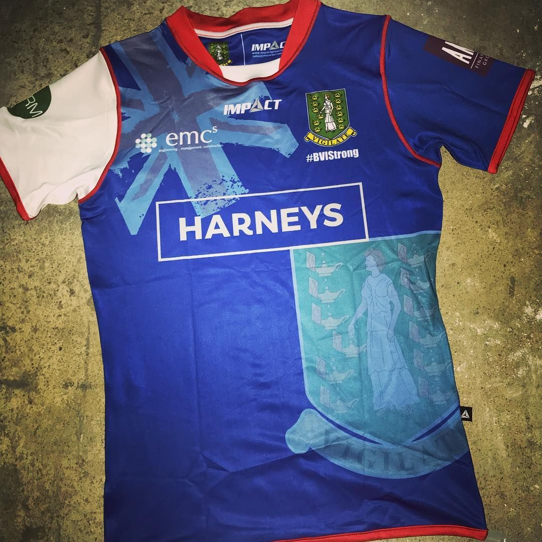 This Year S Britishvirginis Uk Rugby Kit For The Upcoming Kowloon Rugbyfest Similar Design New Sponsors And A Lot More In 2020 Rugby Kit Rugby International Rugby