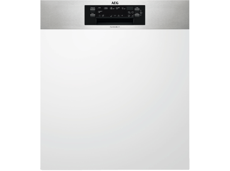 AEG FEE63800PM Geschirrspüler (teilintegrierbar 596 Mm Breit 44 DB (A) A) |