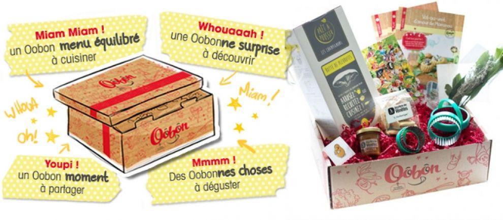 Oobon : Coffret gourmand pour enfant de 6 à 12 ans | Box pour enfant ...