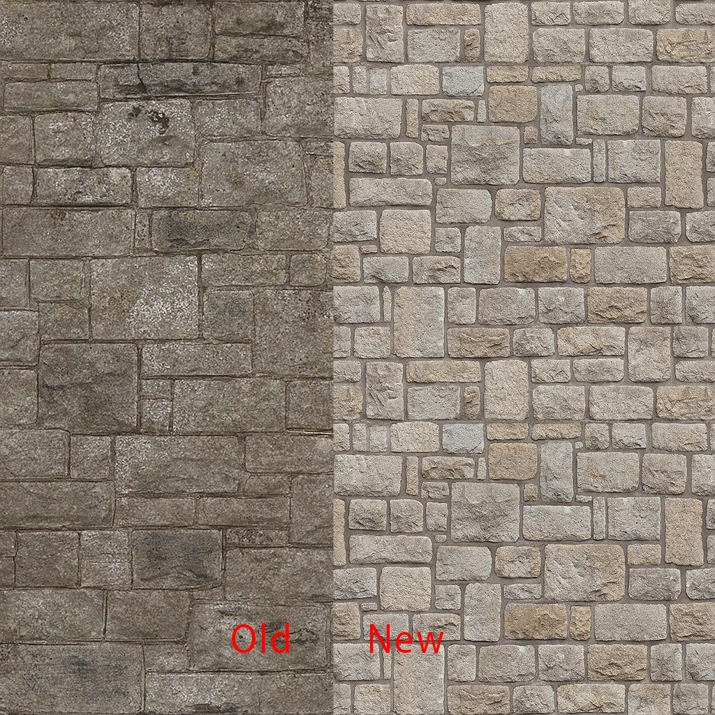 Church Walls 4k re texture at Fallout 4 Nexus - Mods and community