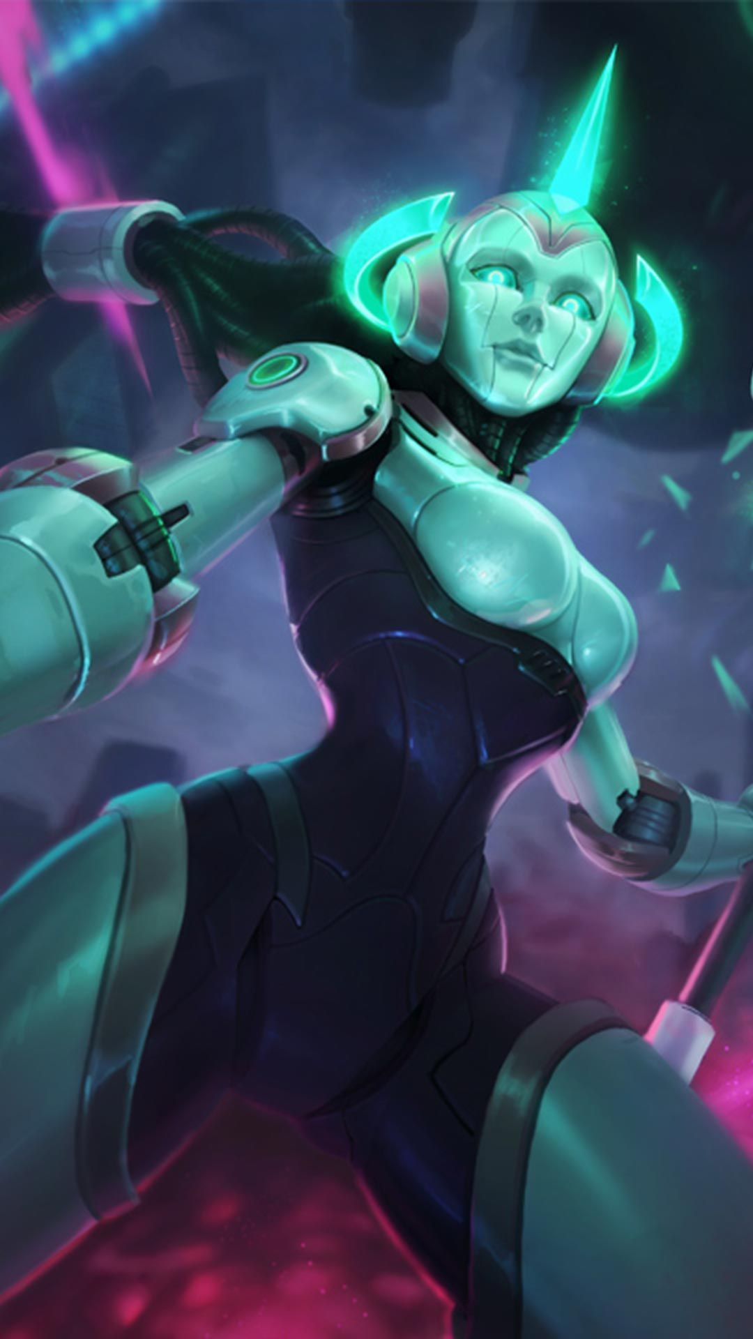 Program Soraka Skin android, iphone wallpaper, mobile