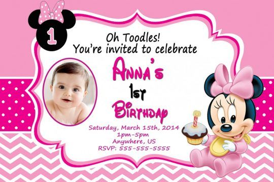 Image Result For 1st Birthday Invitation Card For Baby Girl Sara