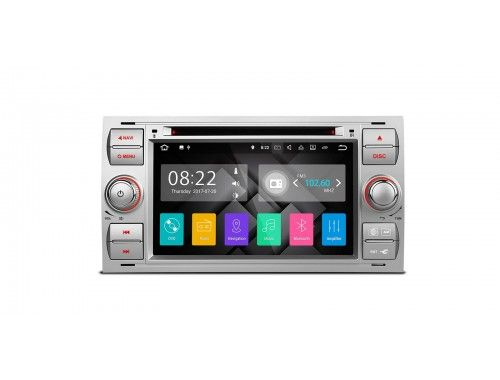Buy Silver 7 Wince Car Stereo For Ford Focus 189 99 Car Quad Digital