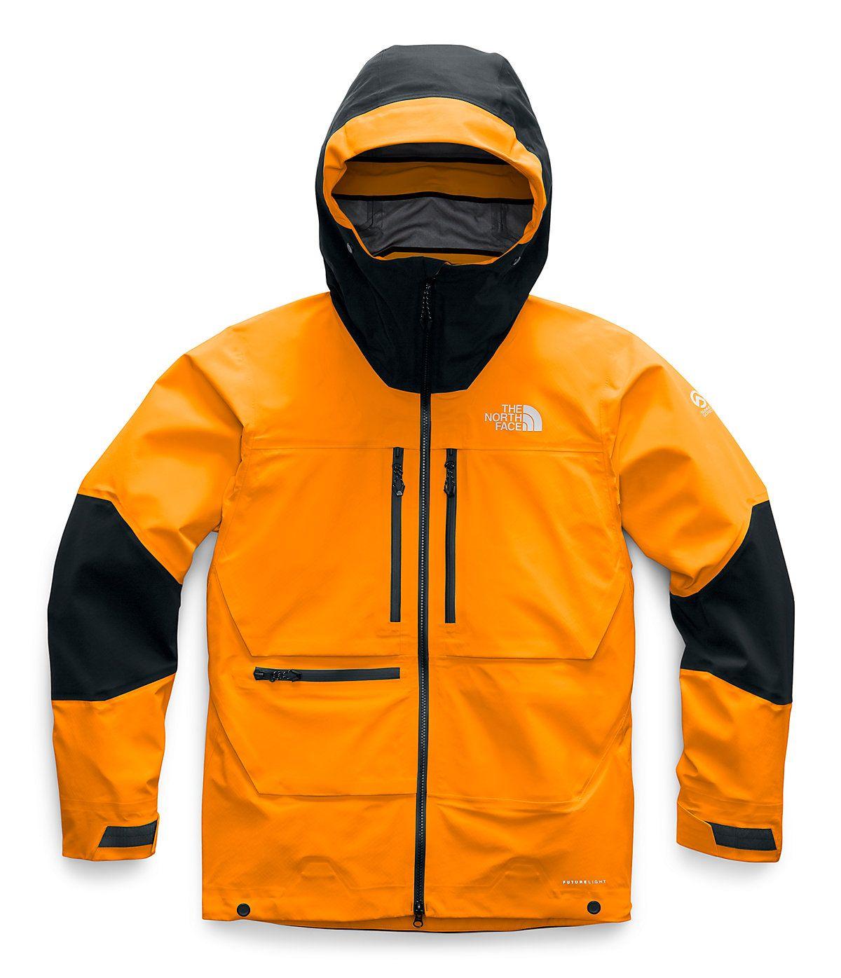 Men S Summit L5 Futurelight Jacket The North Face North Face Mens The North Face Jackets [ 1396 x 1200 Pixel ]