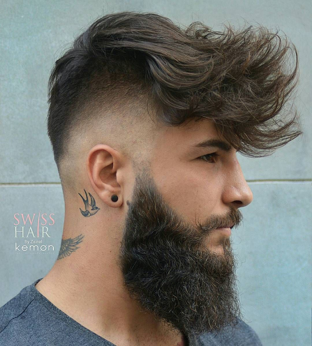 Mens hairstyles 2017 haircuts long hairstyle and hairstyle men time to get yourself a cool new mens haircut and solutioingenieria Images
