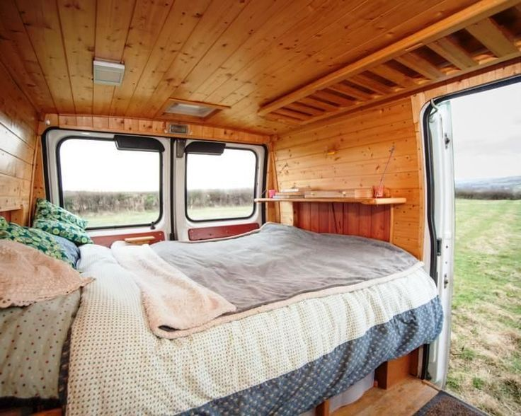 23 Awesome Camper Van Conversions Thatll Inspire You To Hit The
