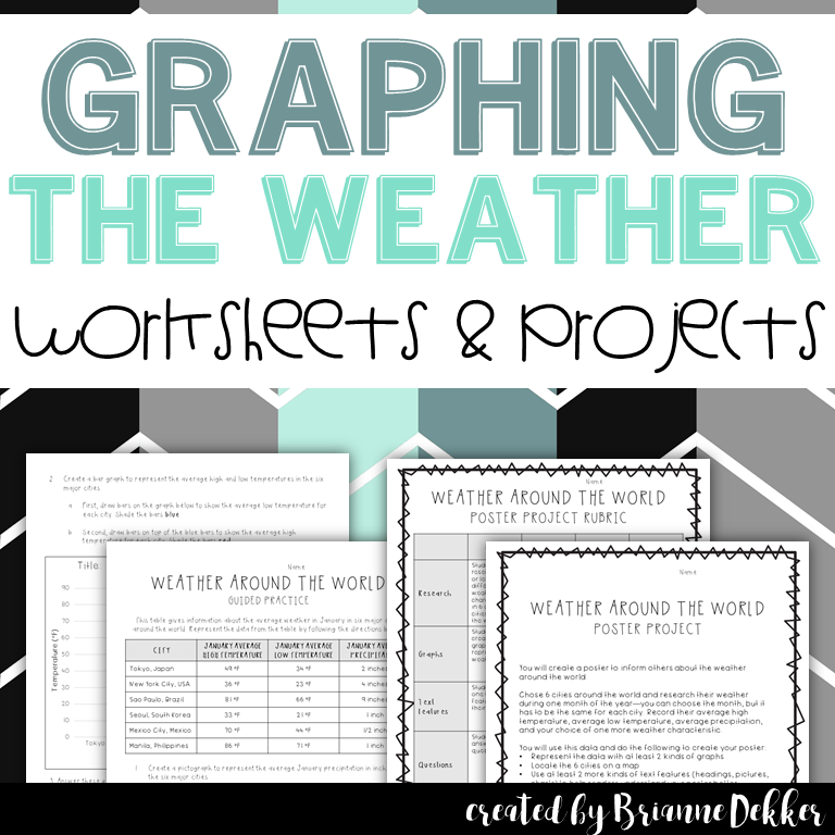 Addition And Subtraction Facts To 20 Worksheets Graphing The Weather  Worksheets And Projects  Graphing  Positional Worksheets For Kindergarten Pdf with Dna Coloring Worksheet Graphing The Weather  Worksheets And Projects Lewis Structure Practice Worksheet With Answers