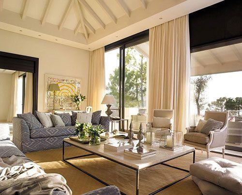 Landelijke woonkamer | Interieur inrichting - furniture & decor ...