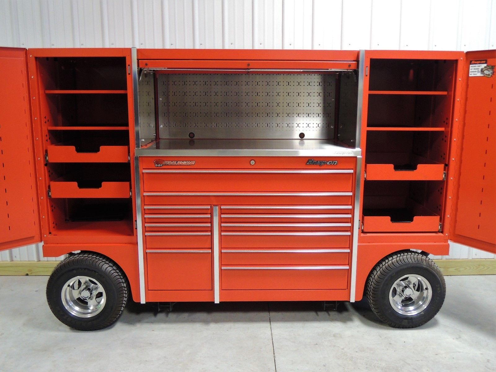Snap On Krlp1022 Red Tuv Pit Box Tool Wagon Tool Box We Ship Ebay Tool Box Tool Box Storage Tools