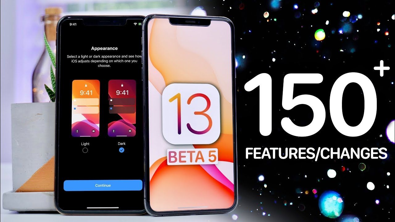iOS 13 Beta 5! 150+ New Features & Changes YouTube (With
