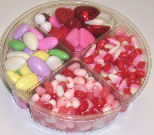 Scott's Cakes 4-Pack Cupid Corn, Deluxe Valentine Mix, Valentine Beans, & Chocolate Jordan Almonds - http://bestchocolateshop.com/scotts-cakes-4-pack-cupid-corn-deluxe-valentine-mix-valentine-beans-chocolate-jordan-almonds/