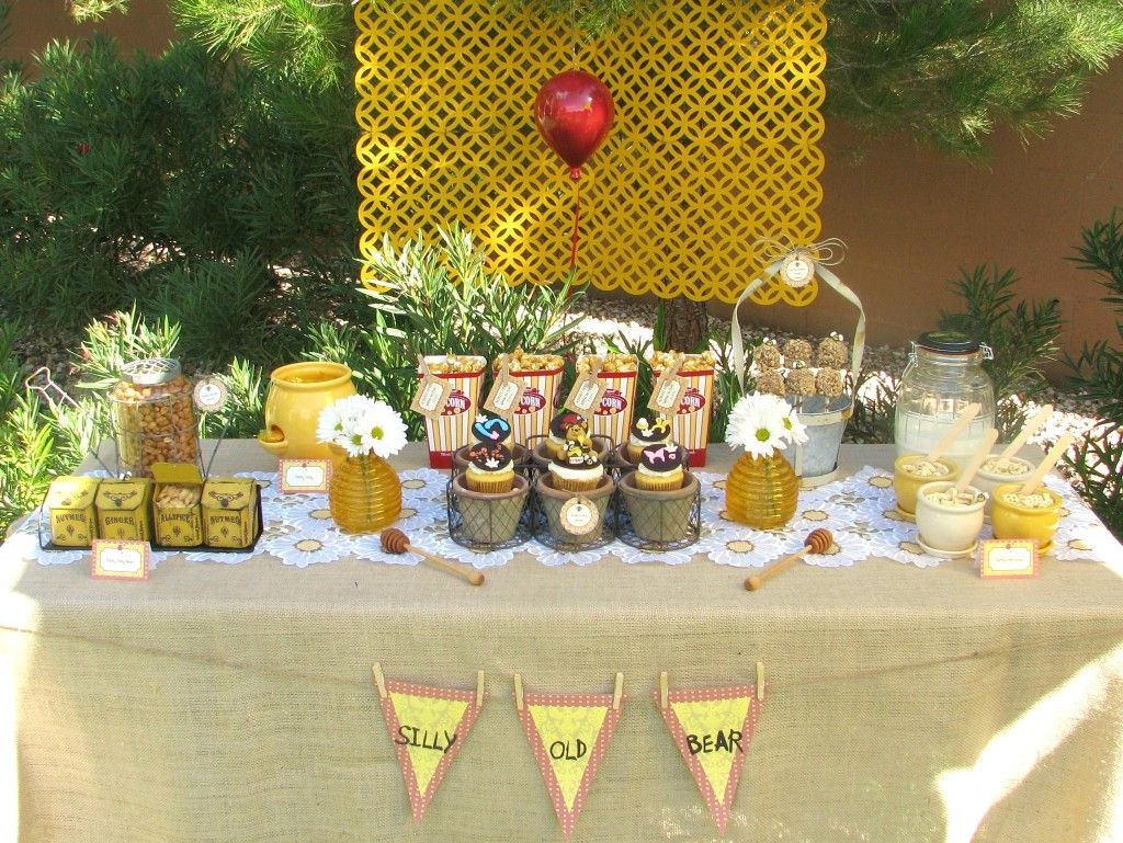 Good Winnie The Pooh Baby Shower Ideas   PinkDucky.com