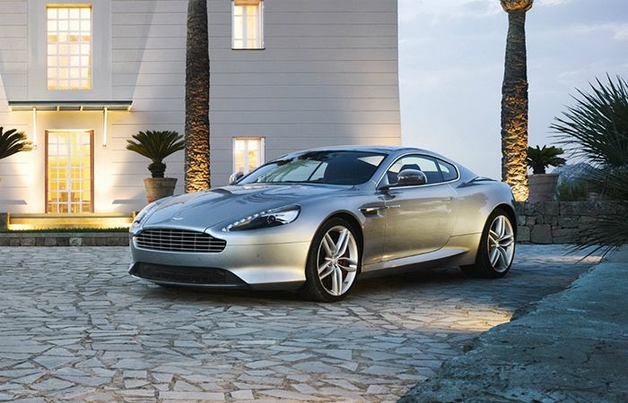 Bosch and AstonMartin create the hybrid DB9 Aston