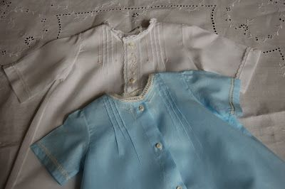 The Old Fashioned Baby Sewing Room: Baby Daygowns