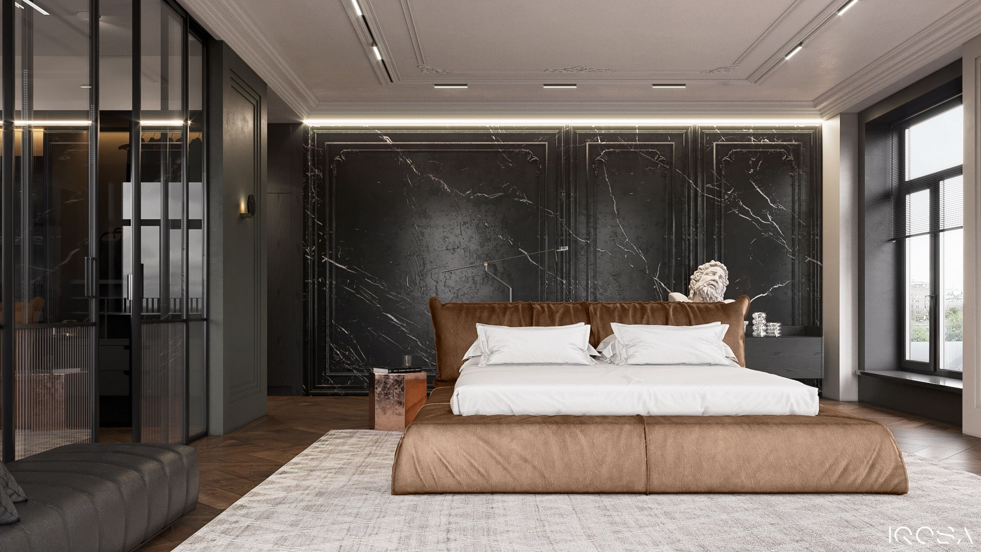 Pin By Stefania Schembri Interior Design On Bedroom Luxurious