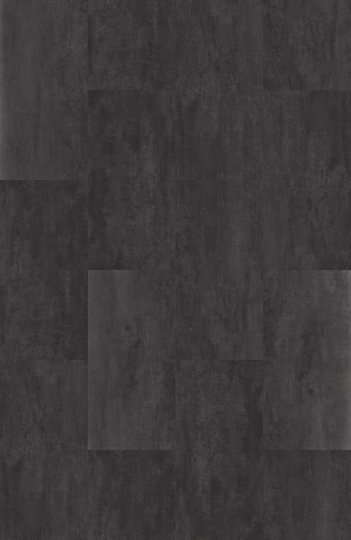 schiefer anthrazit steinstruktur - parador klick vinyl basic 4.3